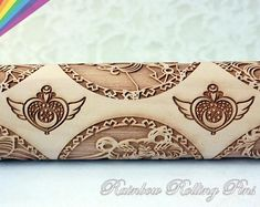 Sailor Moon Theme Engraved Rolling Pin