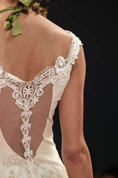 Claire Pettibone 'THALIA' wedding gown