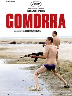 Gomorrah (2008) - scary, especially the garbage maffia. Hope they don't really dump everything