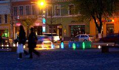 Daily Wanderlust: Nighttime in Cluj-Napoca, Romania Tourist Spots, Man Photo, Train Station, Night Time, Budapest, Romania, Paths, Destinations, Around The Worlds
