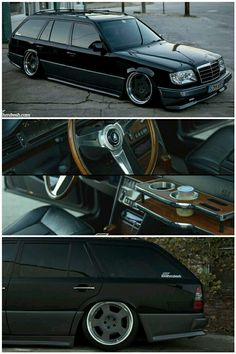 Mercedes-Benz E class W124 Estate