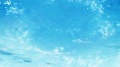 Anime and manga screens/caps/edits, mostly scenery. Aesthetic Gif, Aesthetic Backgrounds, Blue Aesthetic, Pretty Gif, Beautiful Gif, Old Anime, Manga Anime, Anime Places, Episode Backgrounds