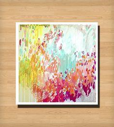 Trellus Print | Art Prints | Michelle Armas