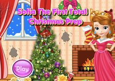 Sofia the First Total Christmas Prep Cute Princess, Princess Sofia, Princess Birthday, Princess Party, Mickey Mouse Parties, Mickey Mouse Clubhouse, Mickey Mouse Birthday, Tangled Party, Tinkerbell Party