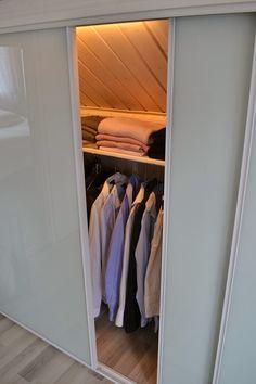 Attic Bedroom Storage, Attic Closet, Attic Rooms, Attic Spaces, Walk In Closet, Open Spaces, Attic Master Suite, Master Bedroom Closet, Queen Bedroom