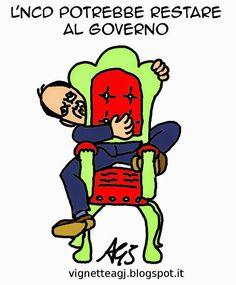 L'NCD potrebbe continuare a sostenere Renzi