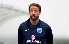Southgate was placed in temporary charge of the national side on Tuesday evening