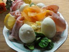 Jak udělat domácí ruská vejce | recept Czech Recipes, Eggs, Breakfast, Cooking, Morning Coffee, Kitchen, Egg, Brewing, Cuisine