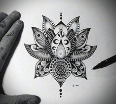 new Ideas for tattoo arm design lotus flowers Tattoo Goa, Arm Tattoo, Tatoo Henna, Tatoo Art, Lotus Tattoo Men, Lotus Tatoos, Thigh Tattoos, Henna Art, Mandala Tattoo Design