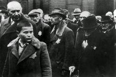 Primero prisioneros de Auschwitz