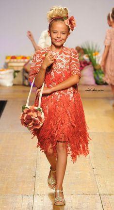 ALALOSHA: VOGUE ENFANTS: #Graci #SS15 #PittiBimbo 79 Fashion week (June 2014)