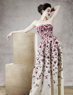 Love the fabric!