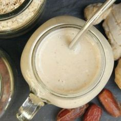 Try this banana and ginger smoothie it has great health benefits and is a very good start to the day for anyone with an acid reflux problem.
