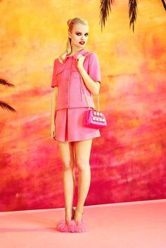 Moschino Cheap & Chic Spring Summer 2014 Photo