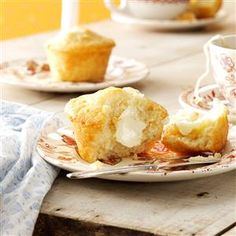 "Grandma's Honey Muffins Recipe -I can remember my Grandma Wheeler making these delicious muffins—we'd eat them nice and warm, fresh from the oven! She was a ""pinch of this"" and ""handful of that"" kind of cook, so getting the ingredient amounts correct for the recipe was a challenge. Now it's a family treasure! —Darlis A. Wilfer, West Bend, Wisconsin"