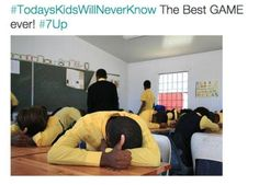 #todayskidswillneverknow low key still played it in my jr year of high school in my AP eng class