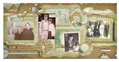 kaisercraft scrap lay out family tree Heritage Scrapbooking, Scrapbooking Ideas, General Crafts, Craft Items, Embellishments, Paper, Projects, Painting, Collection