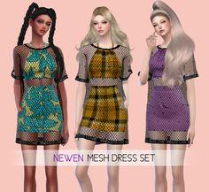Sims 4 Mods Clothes, Sims 4 Clothing, Male Clothing, Sims 4 Cc Shoes, Sims Hair, Sims 1, Mini Slip Dress, Latex Dress, Bodycon Dress