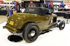 2016 America's Most Beautiful Roadster is…Darryl Hollenbeck's Traditional 1932 Ford Highboy - Hot Rod Network