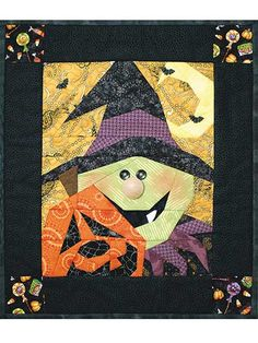 Batty Lou Boo! Quilt Kit