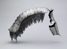 Shamfron Armor used to protect the front of a war horse's head in medieval times.