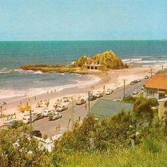 Currumbin Beach circa 1962  Visit the beach 50 years later for #Swell2012 14-23 Sept  www.swellsculpture.com.au