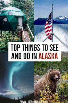 7 Stops To Include On The Perfect Alaska Itinerary - Linda On The Run These Alaska itinerary stops will help you plan the perfect trip to Alaska! From Denali to Seward, this Alaska itinerary covers everything to see and do. Usa Travel Guide, Travel Advice, Travel Usa, Travel Tips, Travel Ideas, Travel Money, Shopping Travel, Budget Travel, Alaska Travel