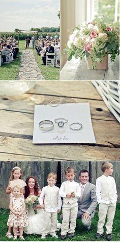 Nozze in stile shabby chic: ispirazioni per un matrimonio a tema The Wedding Italia
