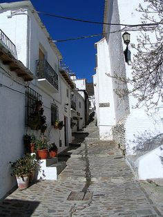 Capileira is  villages of Granada in Andalucía, Spain.