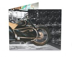 Dynomighty Artist Collective: MOTORCYCLE HEAVEN ARTWORK by Michael Ledwitz GOT TO HAVE IT MOTORCYCLE ARTWORK !