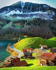 Photography:  Lungern, Switzerland!