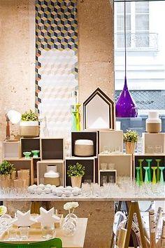 Fleux - Objets et déco design pour la maison - Paris 4ème