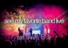 Bucket List / Bucket List. Before I Die. | One Direction. Get to in a couple of months!!!! ♥♥♥