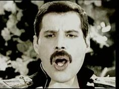 Freddie Mercury - Living on my own 1993 version  Visit and subscrive my channel  Iscrivetevi tutti al mio canale