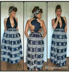 Everything about this dress, YES! Via @craftdiva1999