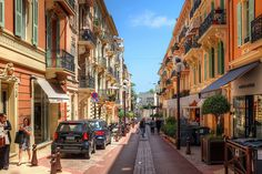 Monte Carlo Street | Flickr - Photo Sharing!