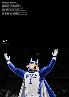 Nike Celebrates Duke's Fifth National Championship