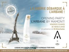 Opening party L'Arbane by Mamont