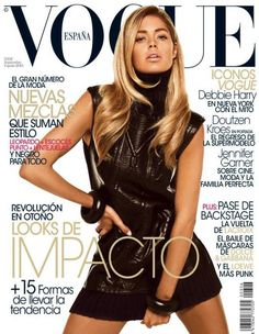 Vogue - Capa de revista
