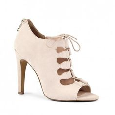 Sole Society - Lace up heels - Mandee - Nude