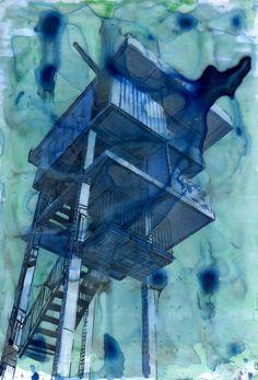 Watch Tower - Ross Passmoor