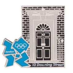 Price: $12.99 - London 2012 Olympics 10 Downing Street - TO ORDER, CLICK THE PHOTO