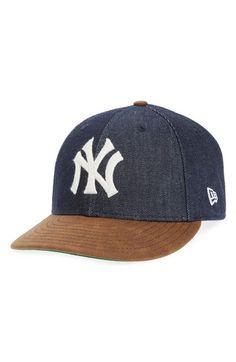 340aa38a437 NEW ERA X LEVI S MLB LOGO BALL CAP - BLACK.  newera