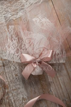 Classic tulle and lace wedding favor bomboniere in vintage colours Destination Wedding Favors, Wedding Gifts For Guests, Wedding Welcome Bags, Wedding Party Favors, Wedding Themes, Greek Wedding, Wedding Day, Lace Wedding, Girl Christening