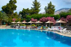 Séjour Grèce pas cher Promovacances à l'Hotel Holidays In Evia 3* prix promo Promovacances à partir de 603,00 Euros TTC