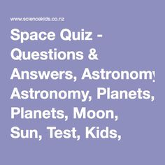 Sensory Activities For Seniors Link Printing Ideas Videos Elementary Key: 8748880784 Science Questions For Kids, Quizzes For Kids, Facts For Kids, Science For Kids, Jeopardy Questions, Trivia Questions And Answers, This Or That Questions, Science Trivia, Science Facts