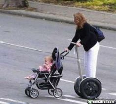 Now here a great Segway to parenting...