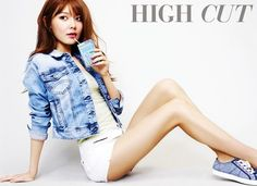 Sooyoung for High Cut Magazine