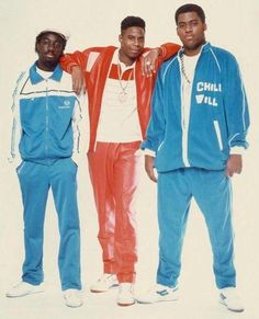 Doug E. Fresh and The Get Fresh Crew