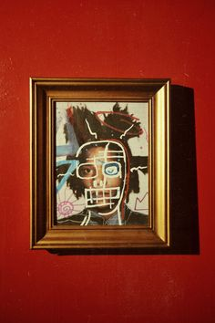 Jean-Michel Basquiat, a Haitian-American artist. He first achieved notoriety as part of SAMO, an informal graffiti group who wrote enigmatic epigrams in the cultural hotbed of the Lower East Side of Manhattan, New York City during the late 1970s where the hip hop, post-punk and street art movements had coalesced. By the 1980s he was exhibiting his Neo-expressionist and Primitivist paintings in galleries and museums internationally, but he died of a heroin overdose at the age of 27 in 1988.